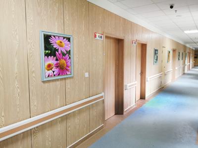 常州爱心护理院走廊