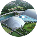 创新型气膜体育场馆